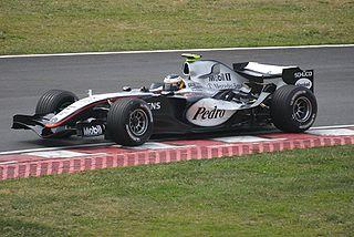 Pedro de la Rosa 2005Canadian GP