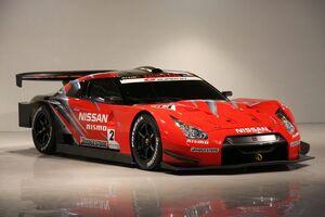Nissan GT-R GT500 1