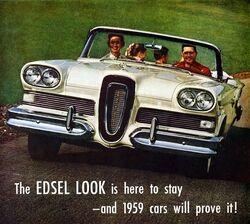 Retro1958 Edsel Citation