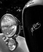 Spyker C4 front