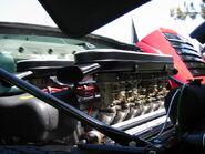 Lamborghini miura engine