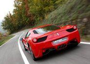 Ferrari-458 Italia 2011 2