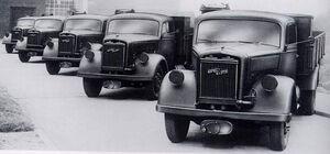 Opel-blitzes