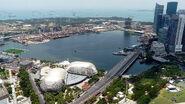 Singapore grand prix day z