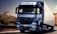 Mercedes-benz 5 big