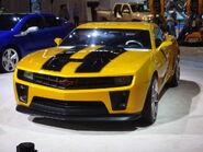 Chevrolet Camaro Bumblebee2