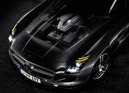 Mercedes-Benz-SLS AMG 2011 1600x1200 wallpaper 57
