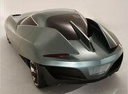 Alfa Romeo BAT 11 rear
