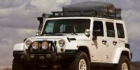 Jeep Wrangler Overland Concept