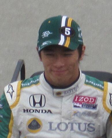 File:Takuma Sato 2010 Indy 500 Practice Day 1.JPG