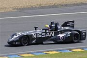 Nissan Deltawing Highcroft Racing Le Mans 2012