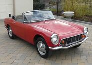 1965 Honda S600 Roadster For Sale Front resize