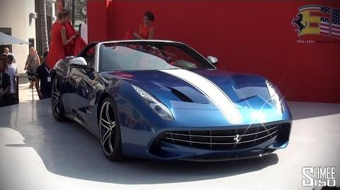 FIRST LOOK Ferrari F60 America - $2