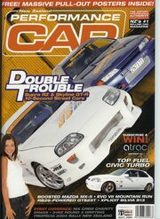 Performance Car magazine