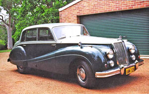 1954 armstrong siddeley sap