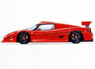 Ferrari F50-GT DISEGNO xMAM6635 966556