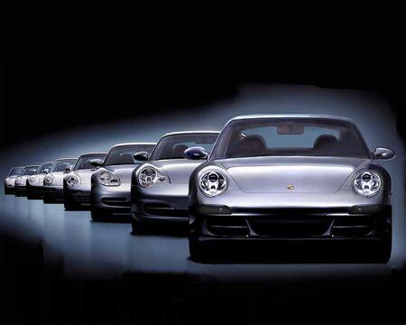 Porsche911CompleteEvolution