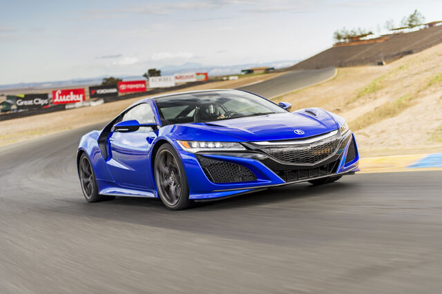 File:2017-Acura-NSX-front-three-quarter-in-motion-02.jpg