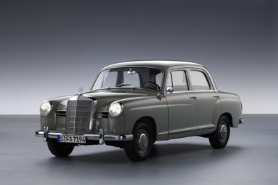 Mercedes-Benz W120-W121 series - 1953 to 1962small