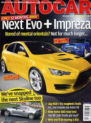 Autocar issue