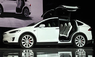 Tesla Model X vin0002 trimmed