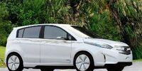 Chevrolet Sail EV Concept
