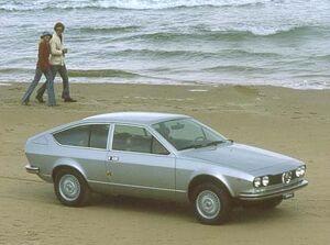 Alfetta gt 1974