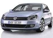 2009-Volkswagen-Golf-0