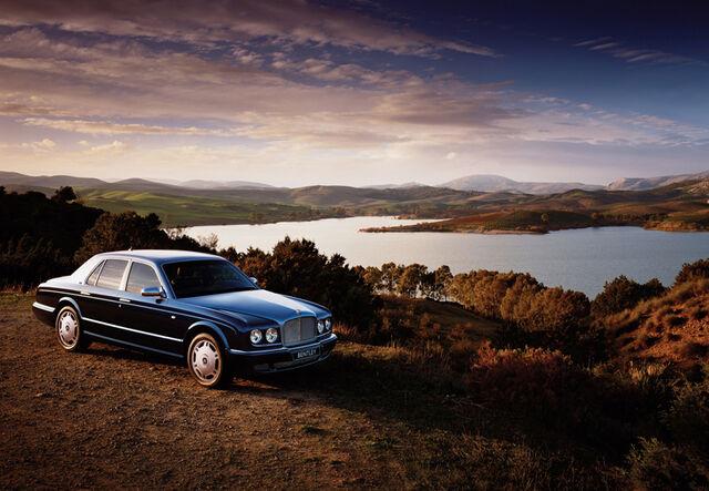 File:2007 Bentley Arnage R front 1.jpg