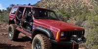 Jeep Mopar XJ Stroker Concept