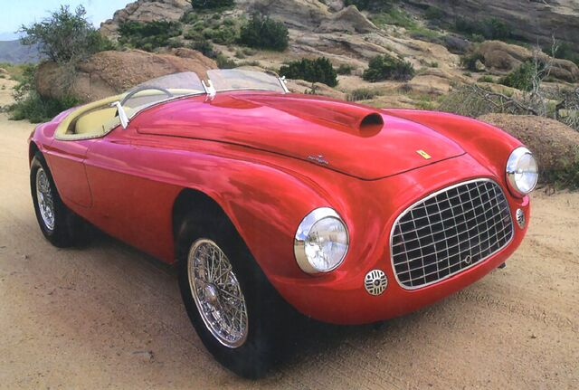 File:1948 Ferrari 166 MM Touring Barchetta Roadster Red Frt Qtr.jpg