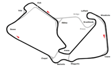 Silverstone Circuit 2010 version