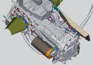 Ferrari electric gearbox