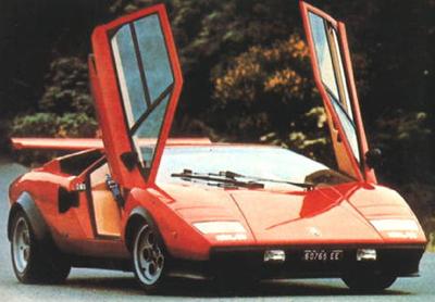 Lamborghini Countach Walter Wolf Special 1400