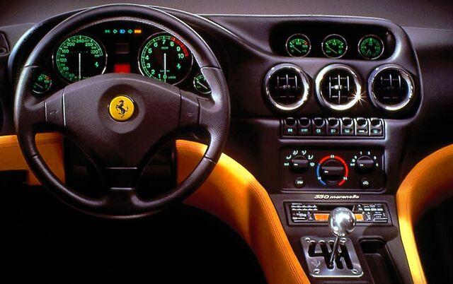 File:550 Maranello Interior.jpg
