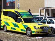 Swedish ambulance Kronoberg