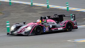 Morgan Nissan LMP2