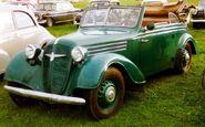Adler 2 Liter Cabriolet 1939