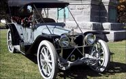 1914 American Underslung Model 644 Tourer