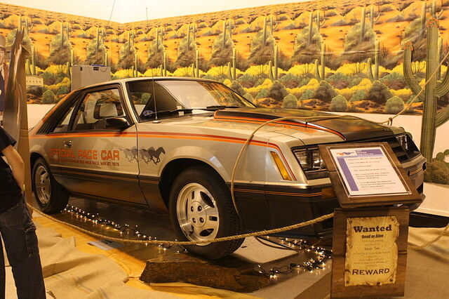 File:1979 Ford Mustang Official Pace Car.jpg