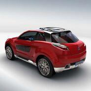 Mitsubishi nessie rear