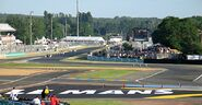 Circuit de la Sarthe Ford Chicanes