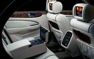 2007JaguarXJSuperV8 interior