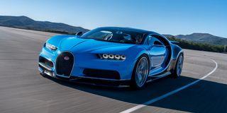 Bugatti Chiron-