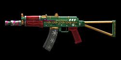 AKS-74U Noel