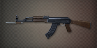 AK-47 Antique