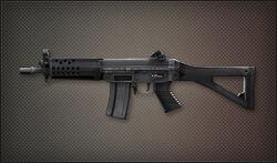 Weapon Pointman SG552