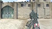 AR-57 Fighting Machine draw