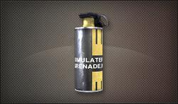 Weapon Grenade M18 M116A1 Flash Bang