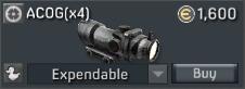 AK-107 Wolf ACOG(x4)